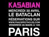 Kasabian Paris avril 2014 Bataclan