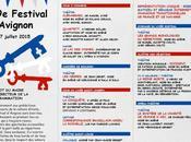 festival d'Avignon 2015 revu corrigé #FN… ©Télérama
