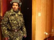 VIDÉO. Ukraine: Benes, militant noir pro-russe secoue Lettonie l'Ukraine