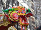 Défilé Nouvel chinois 2014 Paris 13ème