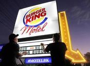 Burger King ouvre hôtel éphémère