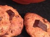 Cookies banane muesli