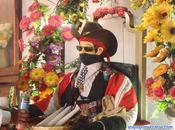 Simon cowboy mi-Dieu mi-Saint l'ouest Guatemala