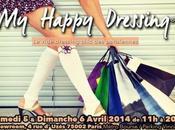 Rendez-vous avril pour Happy Dressing