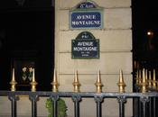 premiers avenue Montaigne