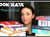 Book Haul Mars 2014