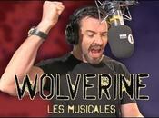 comédie musicale pour Wolverine