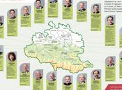 Cadre géographie politique l'Ariège: système Bonrepaux