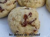 cookies flocons d'avoine raisins secs