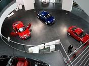 Nouvelle Audi E-TV Sport était place pour découvrir