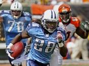 achève pour Chris Johnson Nashville...