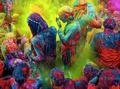 festival couleurs Inde