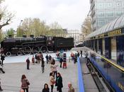 L'Orient-Express ouvre portes public Paris