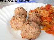 Boulettes Porc Vermicelles Soja