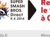 Nintendo Direct spécial Smash Bros. U/3DS