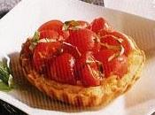 Tartelettes tomates-cerises