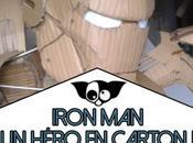 Iron héro carton
