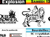 Bourdeilles Radikal Explosion