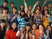 Faire théâtre français, avec élèves chinois
