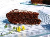 Gâteau chocolat poêle