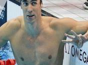 Phelps remet tête dans l'eau