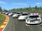 Real Racing iPhone, nouvelles Porsche pour Mans