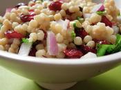 Salade couscous marocain