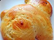 Brioche Lapin Pâques