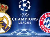 Ligue Champions Real Madrid Bayern Munich choc stars Santiago Bernabeu