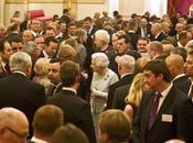 directeur général récompensé majesté reine Elizabeth