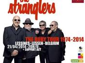 Stranglers 'The Ruby Tour 1974-2014' +ID!OTS René Magritte Lessines, avril 2014
