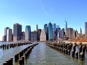 Brooklyn, Skyline deux célèbres Bridges