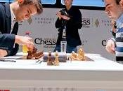 Échecs Carlsen retour