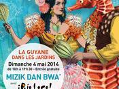 Direction Guyane avec Jardins Muséum Toulouse