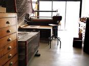 maison-atelier sérigraphie Dezzig