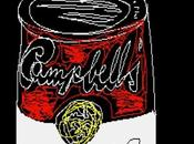 créations inédites d'Andy Warhol découvertes disquettes Amiga