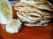 Pancakes Oeufs/Banane sans Lactose