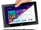 ordinateur hybride tablette sous Android Windows présentée Thomson