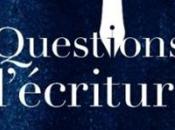 Vient paraître Jean-Jacques Pelletier Questions d'écriture