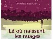 naissent nuages d'Annelise Heurtier