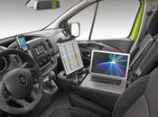 place pour votre iPhone, iPad, dans nouveau Renault Trafic
