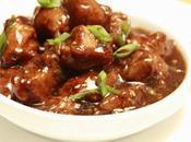 Poulet manchurian Chicken Manchurian