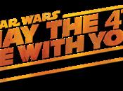 Force soit avec vous Mai, c'est toutes générations confondues monde entier fête STAR WARS™