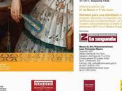exposition portraits historiques temps Rosas l'affiche]