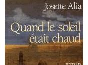 Josette Alia, journaliste romancière