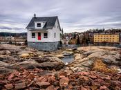 petite maison blanche Saguenay