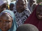 NIGERIA schoolgirls abducted lycéennes kidnappées