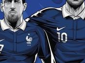 ESPN présente sélections Coupe monde posters
