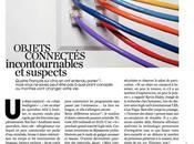 OBJECTS CONNECTÉS, incontournables suspects Marie Claire