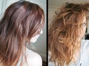 Colour gommage enlève couleur cheveux